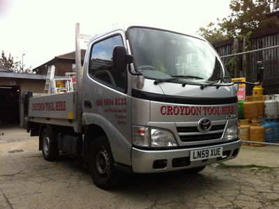 Croydon Tool Hire Delivery